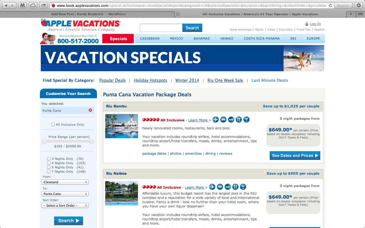 How to Find and Enjoy an Inexpensive Caribbean Vacation   Randy ...